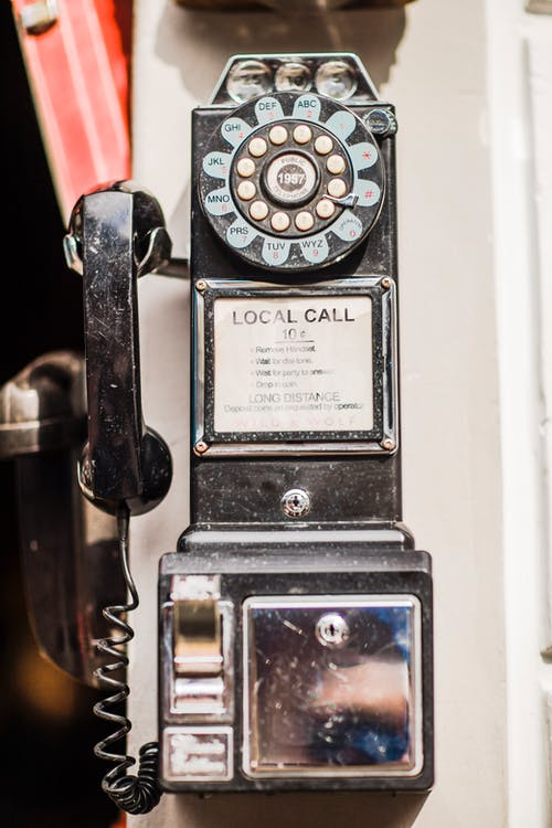 Ingyenes stockfotó casco viejo, idősebb, telefonfülke, telefontok témában