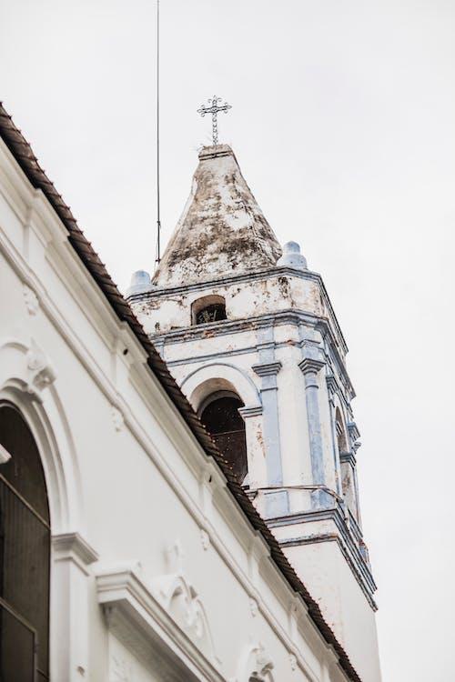 Ingyenes stockfotó casco viejo, épület, fehér, régi vár témában