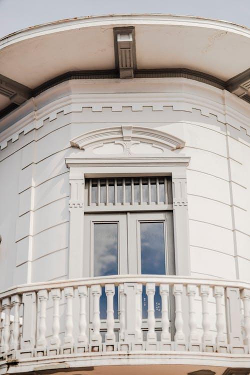 Ingyenes stockfotó ablaktábla, ég, épület, fal témában