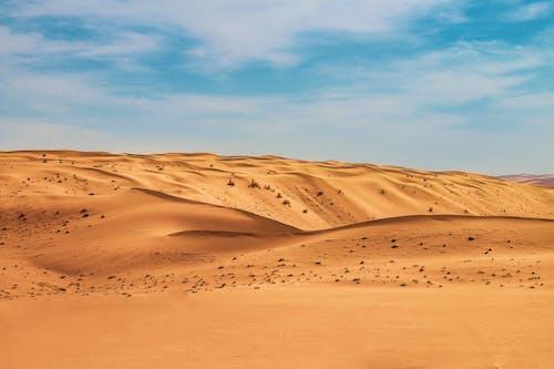 Δωρεάν στοκ φωτογραφιών με αμμόλοφος, εκπληκτικός, ερειπωμένος, έρημος