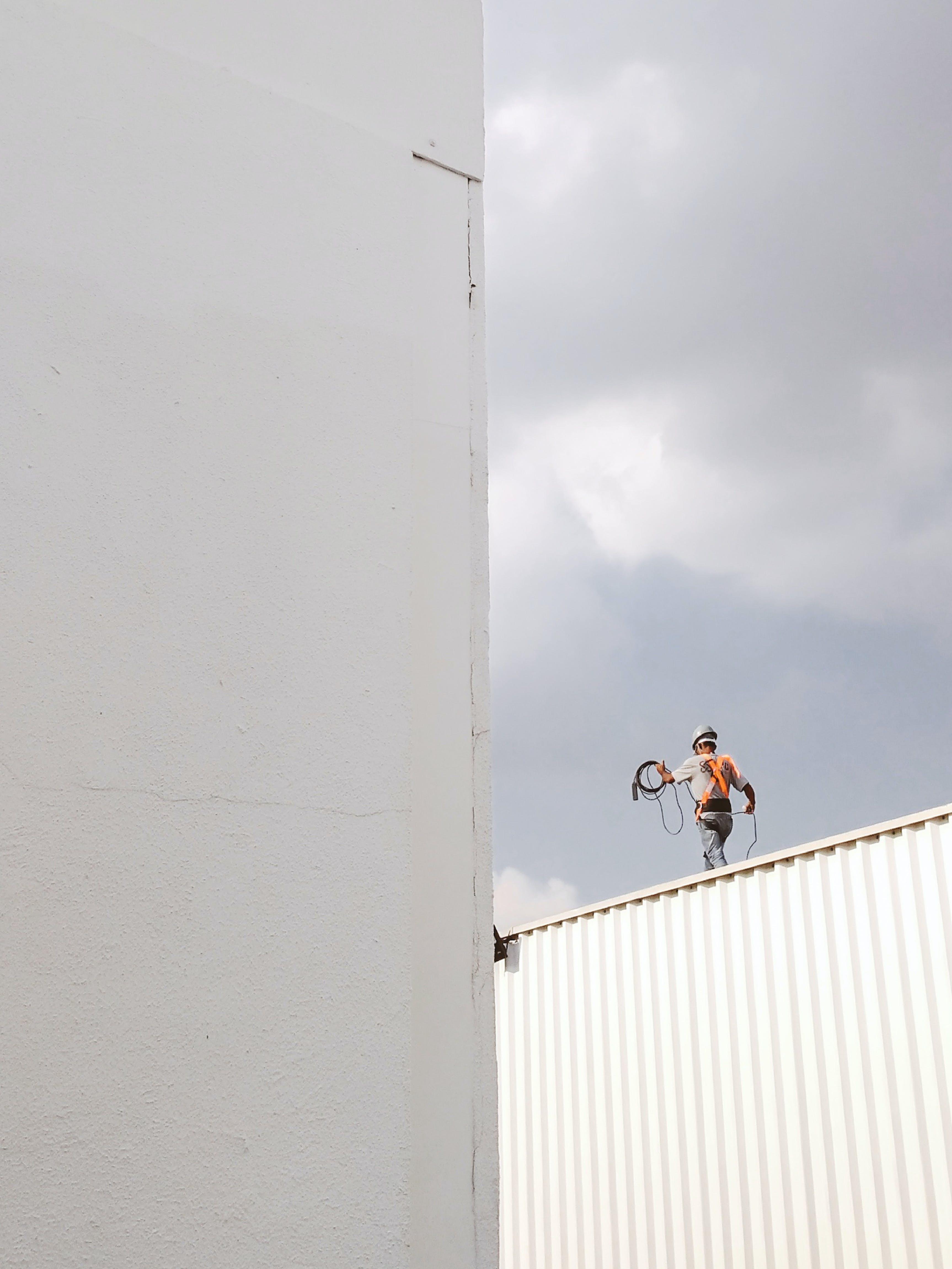 Gratis lagerfoto af arbejde, arbejder, arbejdstager, by