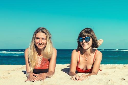 Imagine de stoc gratuită din agrement, albastru, apă, bikini