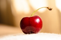 healthy, red, cherry