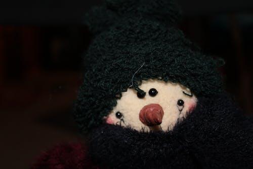 Photos gratuites de bonhomme de neige, jouet