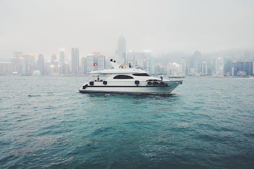 Fotos de stock gratuitas de barcos, Hong Kong, mar