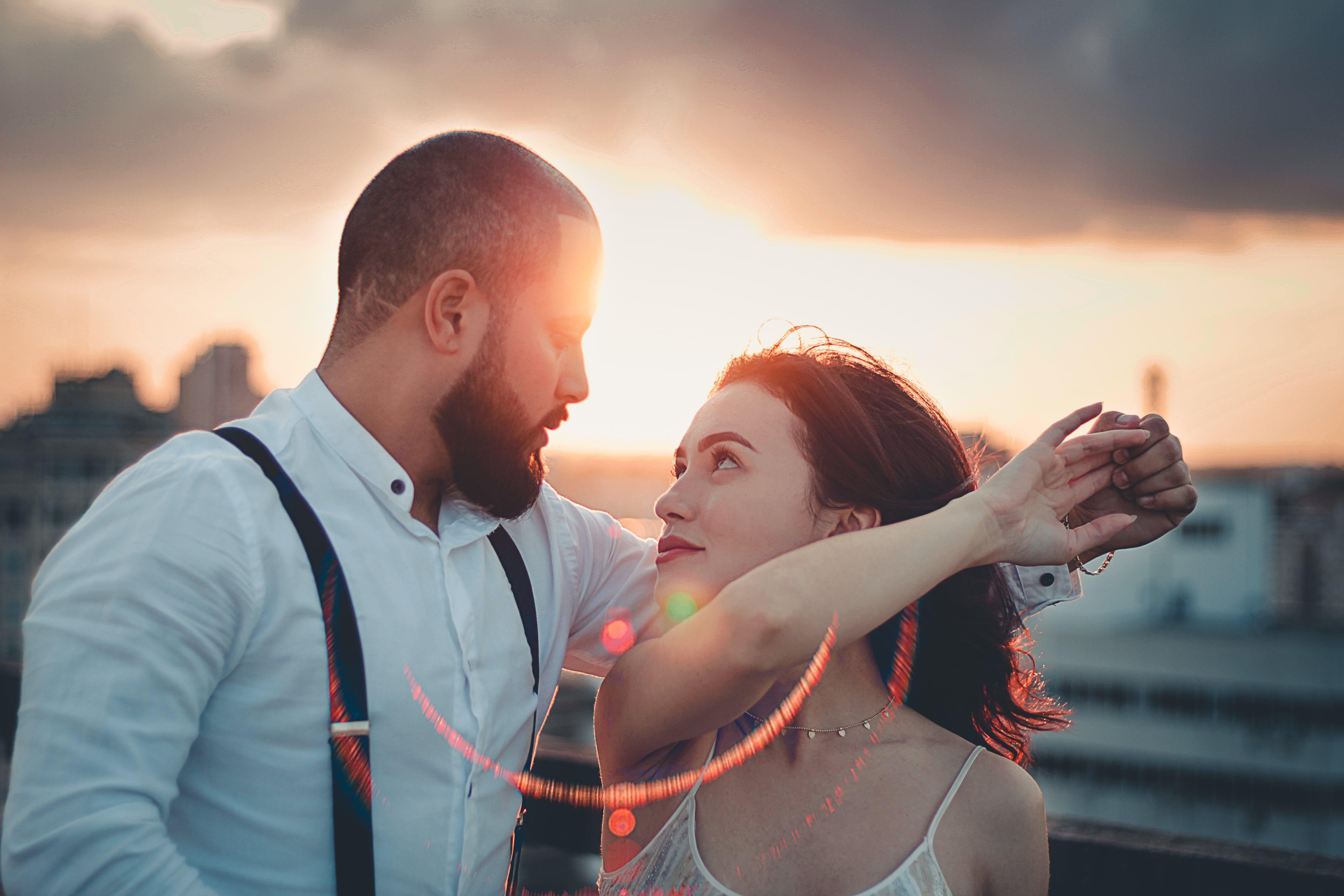 Fotos de stock gratuitas de Adobe Photoshop, adulto, al aire libre, amante