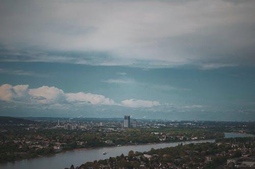 Panoramal Skyline City View