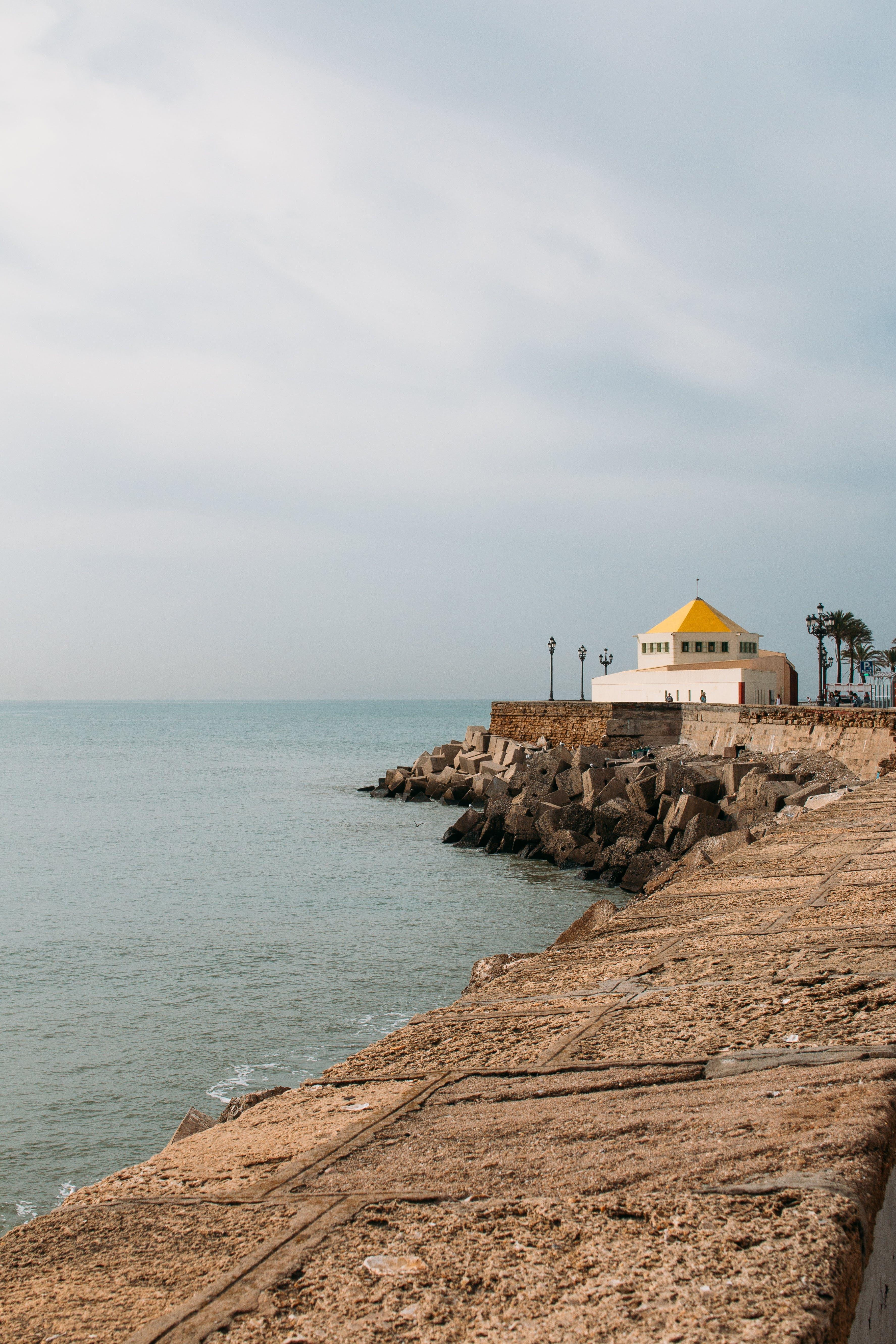 Darmowe zdjęcie z galerii z miasto, miłość, morze, wesołych świąt