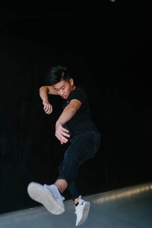 Imagine de stoc gratuită din acțiune, activ, arta dansului, artist
