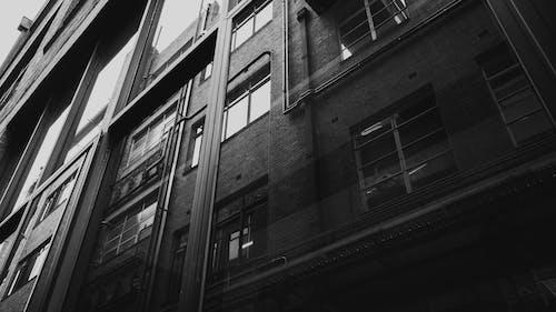 低角度拍攝, 光, 外觀, 建築設計 的 免費圖庫相片