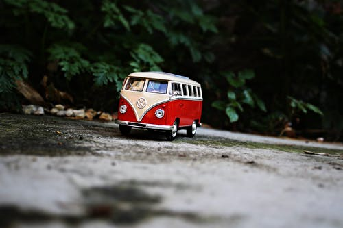 Mini Toy Van Photo