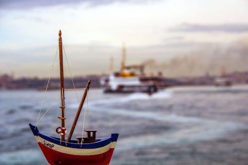 Gratis lagerfoto af hav, Istanbul, mini, skib
