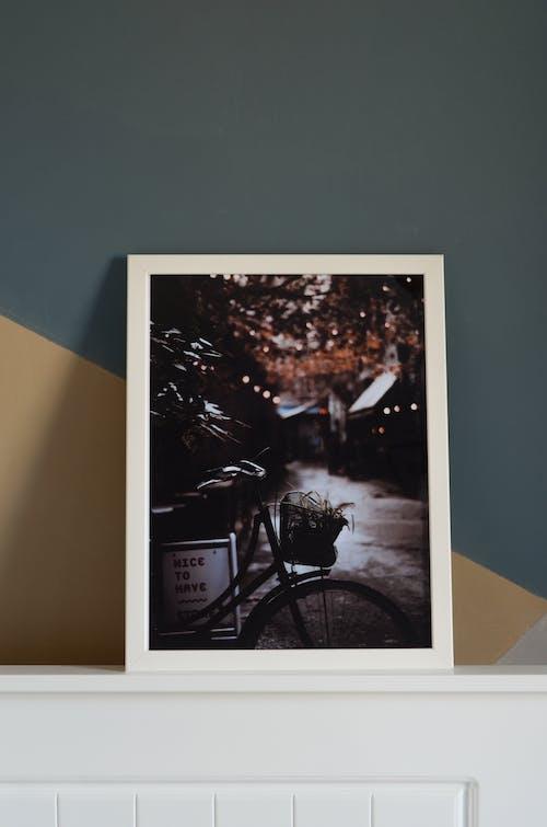 Бесплатное стоковое фото с изображение, кадр, рама, стена