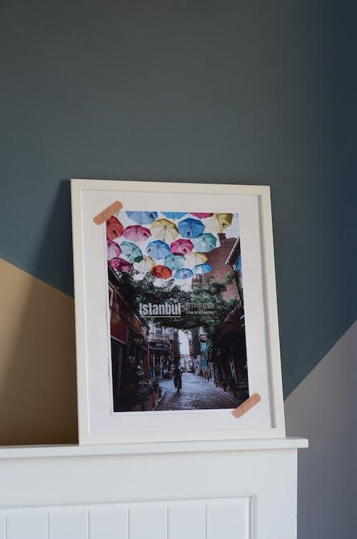 Δωρεάν στοκ φωτογραφιών με διακόσμηση, δωμάτιο, εσωτερικοί χώροι, κορνίζα