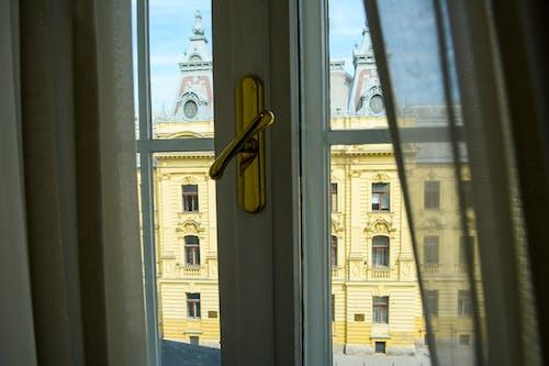Free stock photo of behind the window, croatia, zagreb