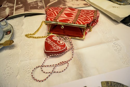 Free stock photo of heart shape, licitar, licitar heart croatia, vintage
