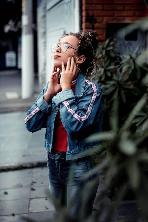 ジージャン, ストリート写真, ファッション