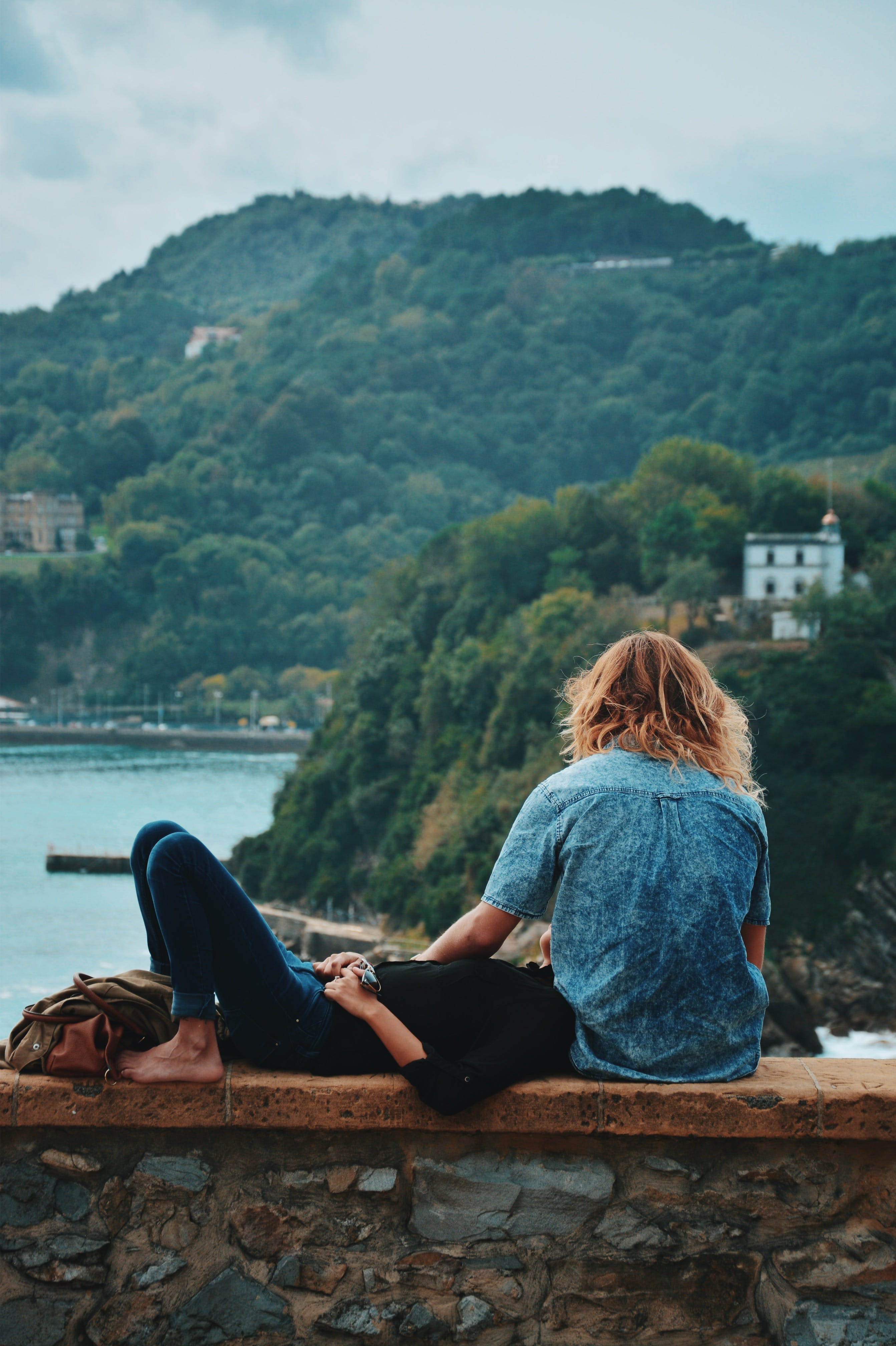 açık hava, ada, ağaçlar, arkadan görünüm içeren Ücretsiz stok fotoğraf