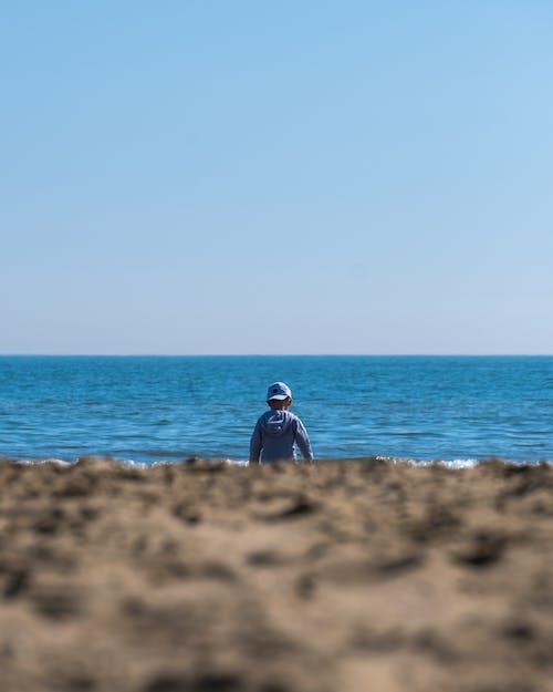 Kostenloses Stock Foto zu blau, blauer himmel, blaues wasser, frühling