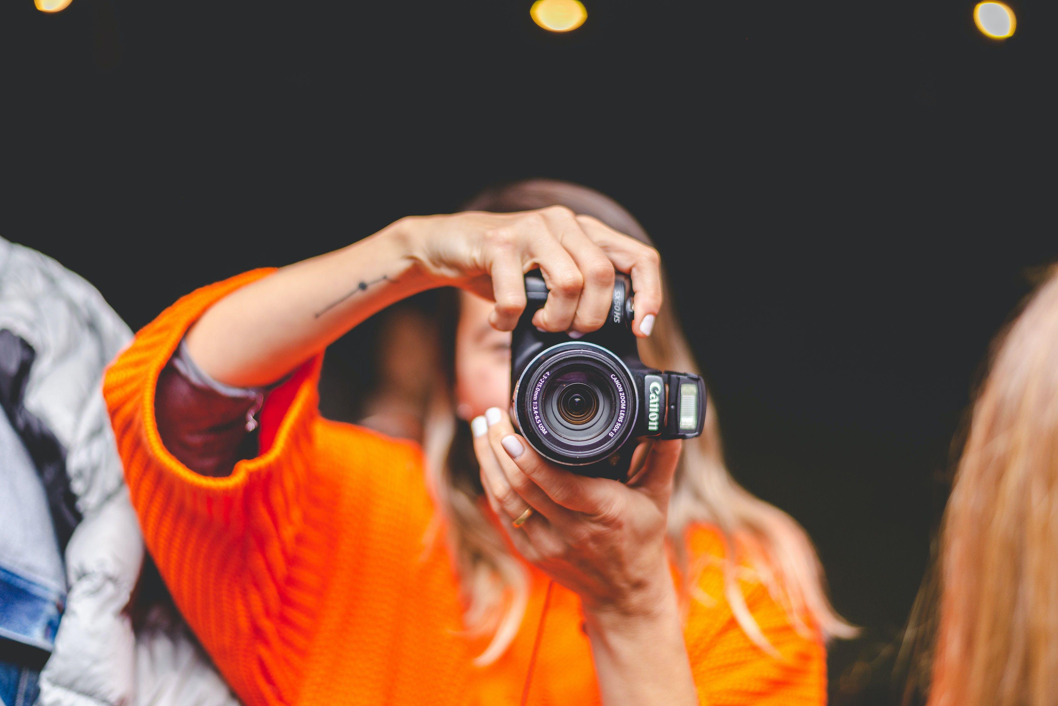 Fotos de stock gratuitas de al aire libre, cámara, Canon, color