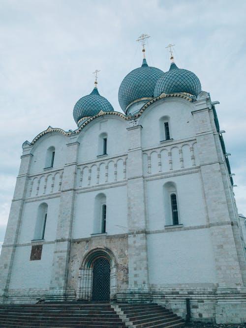 Fotobanka sbezplatnými fotkami na tému architektúra, chrám, kresťanstvo, Rusko