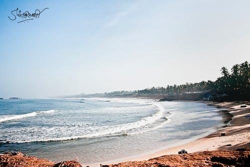 Ilmainen kuvapankkikuva tunnisteilla meri, ranta goa