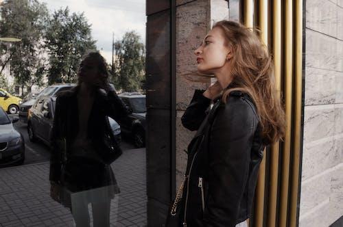 거리, 거울, 도시, 도시의의 무료 스톡 사진
