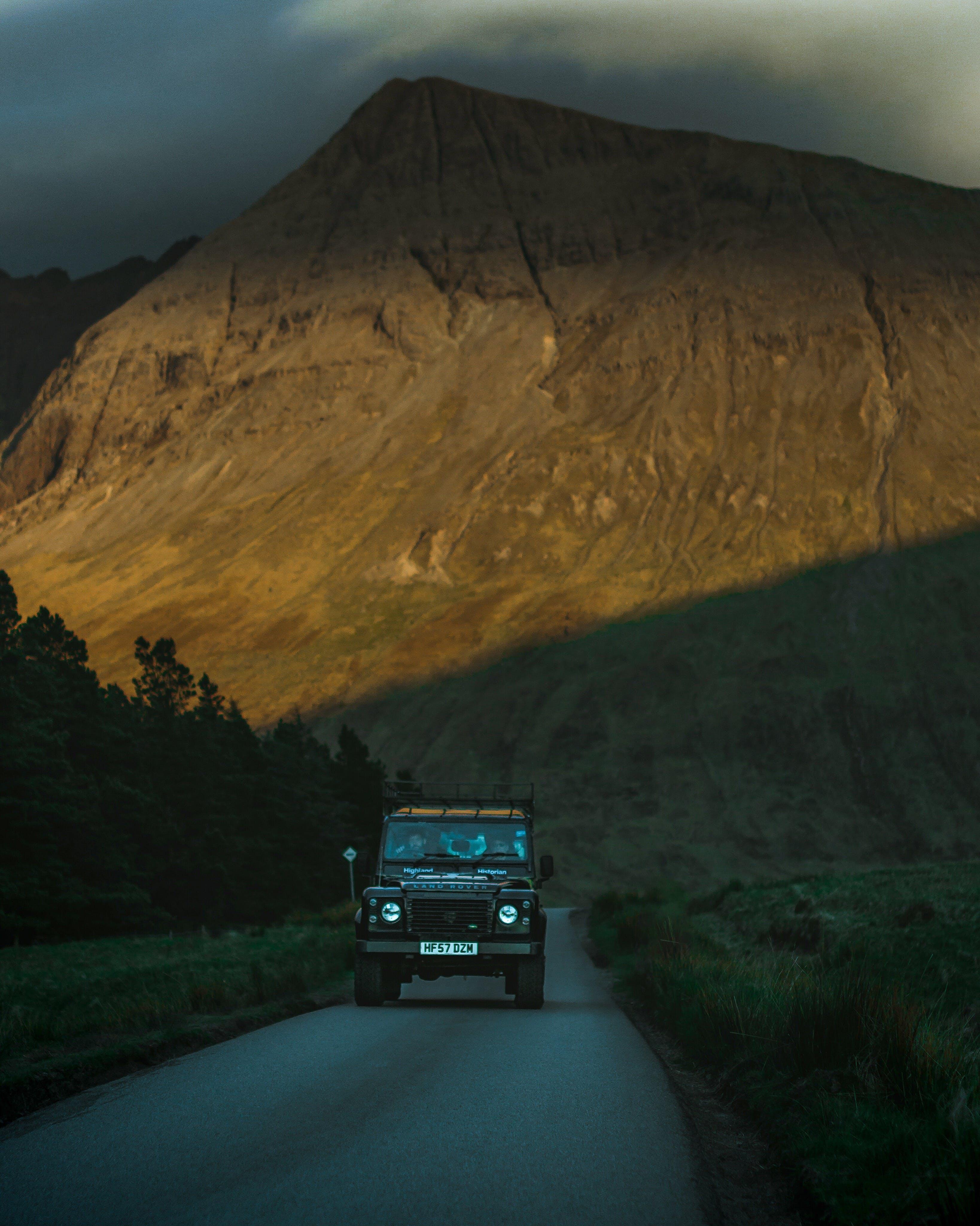 交通系統, 光, 壯觀, 夏令营 的 免费素材照片