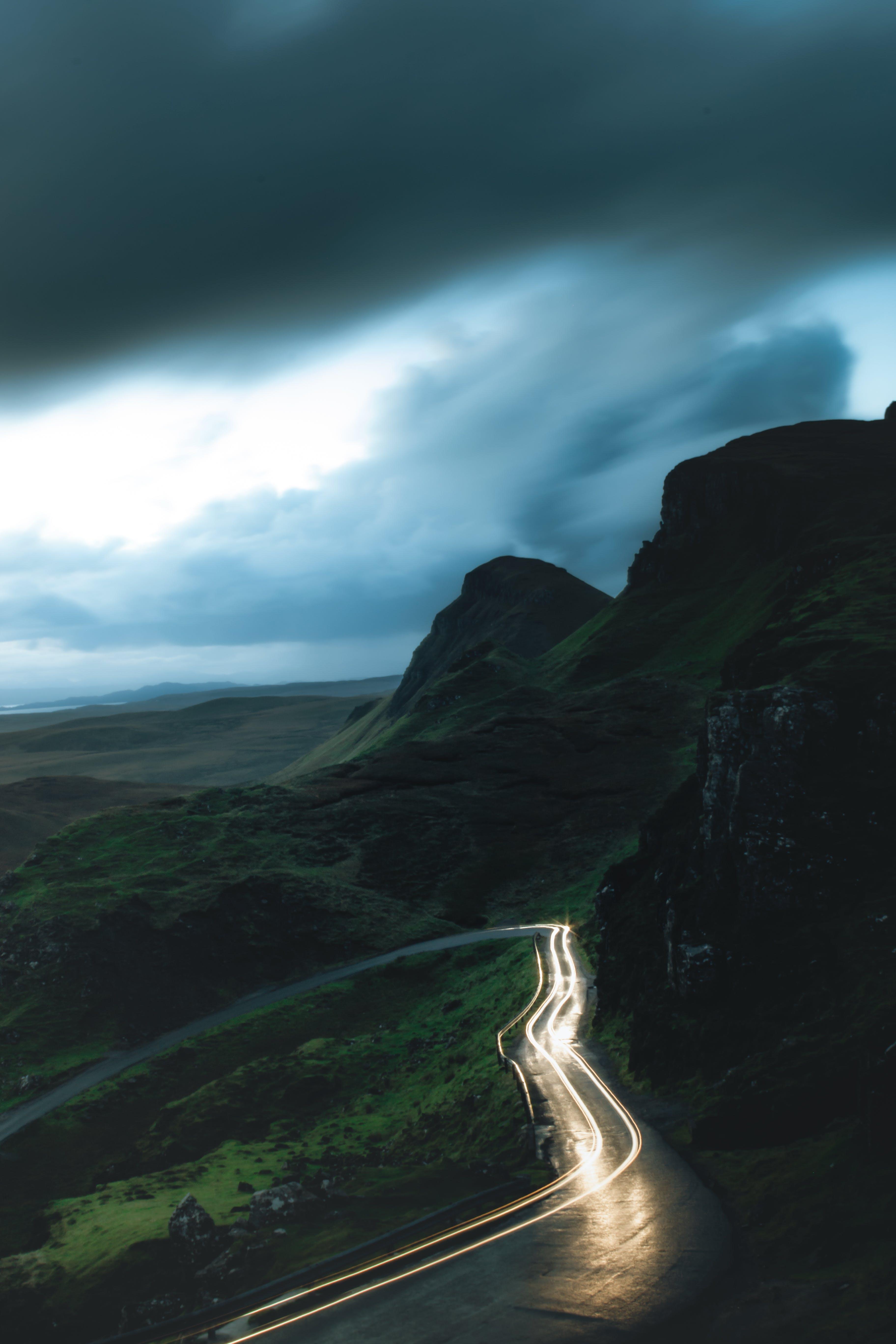 光, 剪影, 天性, 天空 的 免费素材照片