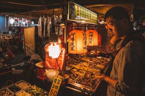 亞洲男性, 人, 光, 出售 的 免费素材照片