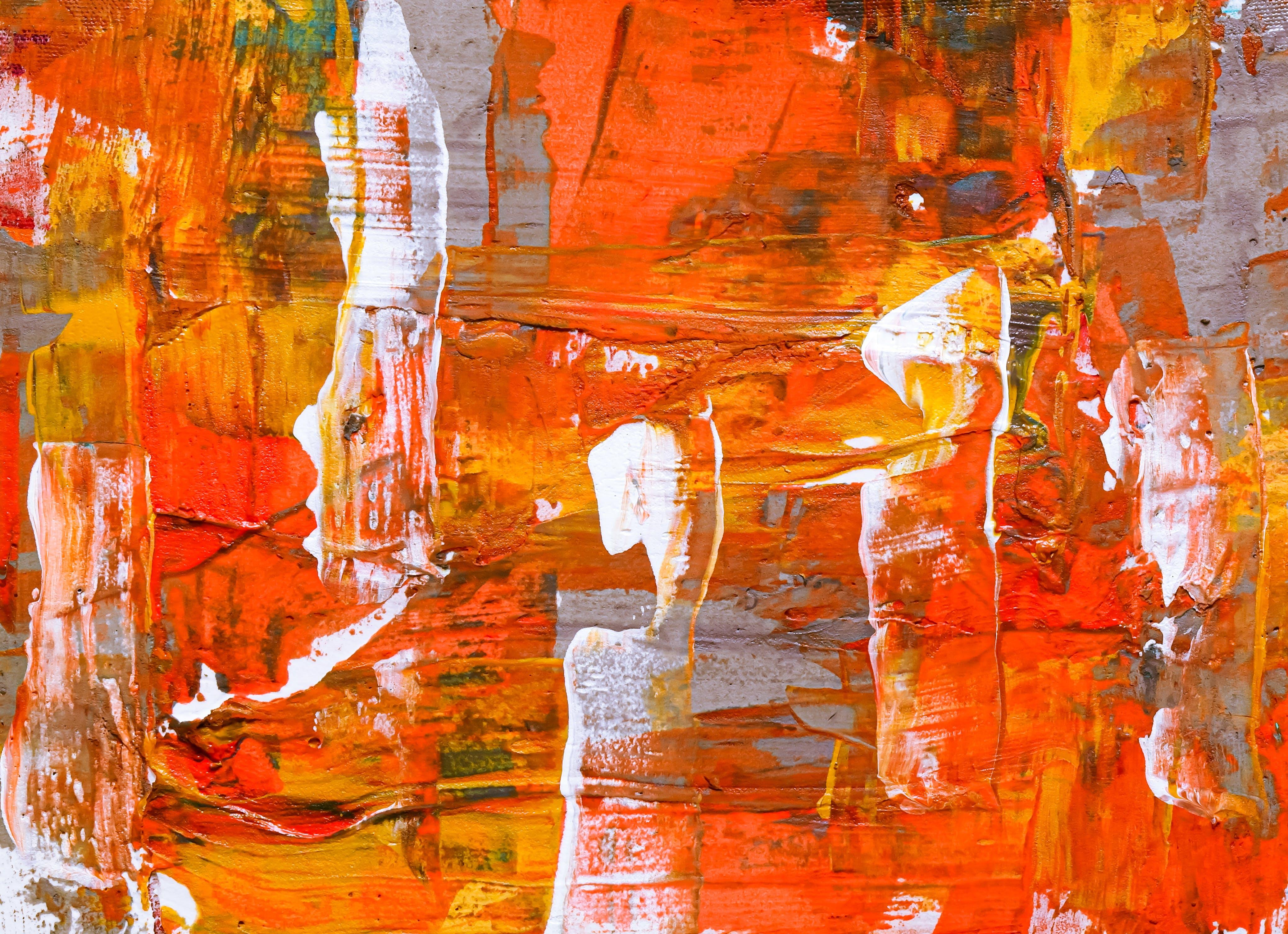 Základová fotografie zdarma na téma abstraktní, abstraktní expresionismus, abstraktní obraz, expresionismus
