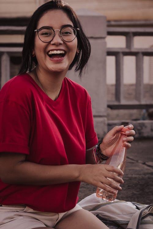 미소의 무료 스톡 사진