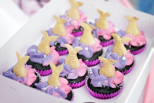 Free stock photo of cupcakes, Sea Themed, Tear Cordez