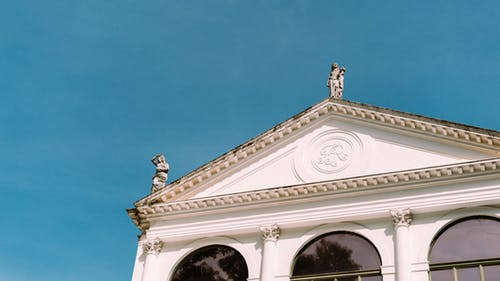 Kostenloses Stock Foto zu architektonisch, blau, design, entwurf