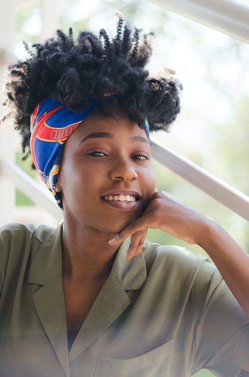 Ilmainen kuvapankkikuva tunnisteilla afro hiukset, bandana-huivi, ihmiset