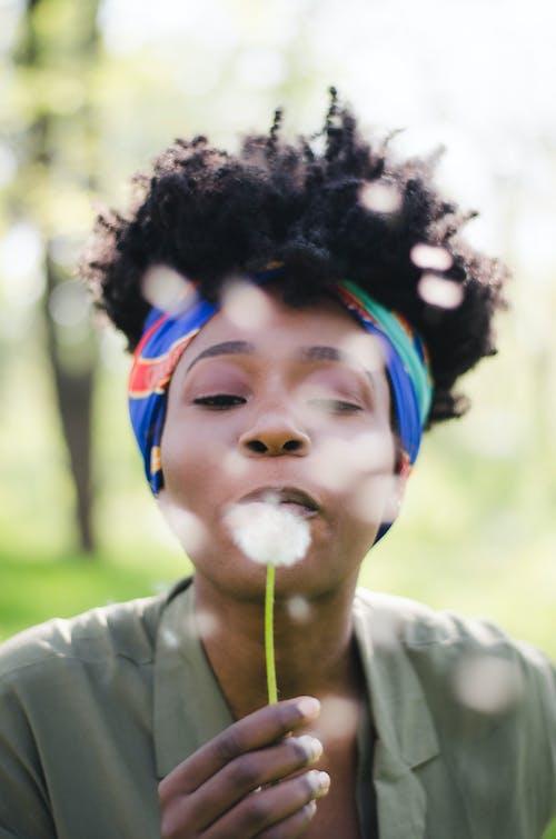 Ilmainen kuvapankkikuva tunnisteilla afrikkalainen, afrikkalainen nainen, afro