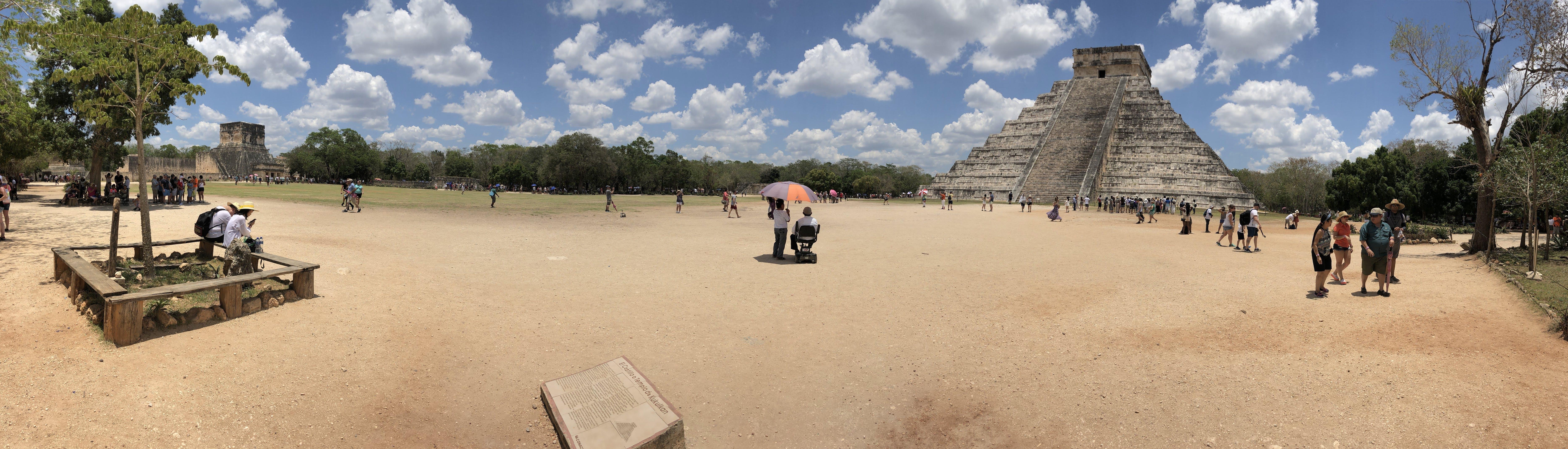 Gratis lagerfoto af chichen itza, historisk sted, maya, mexico