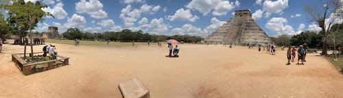Immagine gratuita di chichén-itzá, maya, messico, rovine
