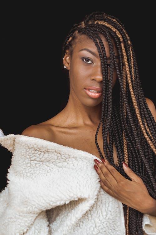 Základová fotografie zdarma na téma černoška, hezký, krása, krásný