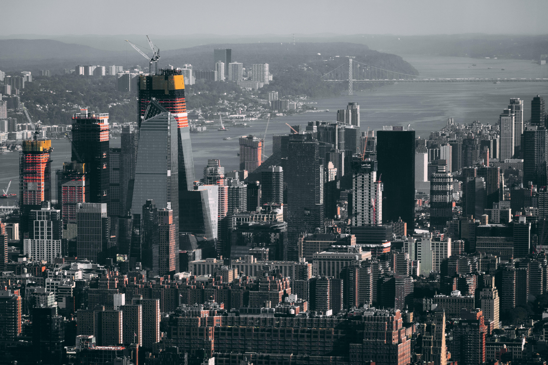 城市, 天際線, 市中心, 市容 的 免费素材照片