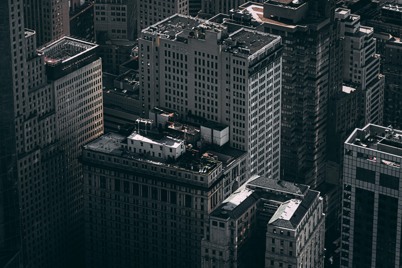 Kostnadsfri bild av arkitektonisk design, arkitektur, byggnader, höghus