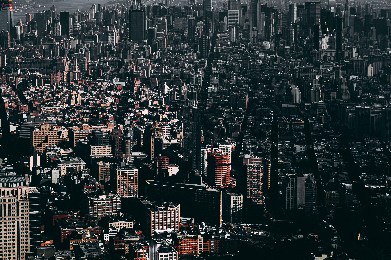 城市, 市中心, 市容, 建築 的 免费素材照片