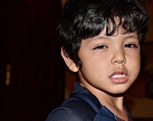 Fotos de stock gratuitas de apariencia, chico asiático, feroz, fotografía de retrato