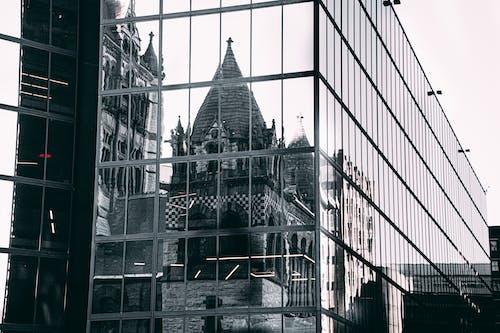 Gratis lagerfoto af arkitektdesign, arkitektur, bygning, glasting