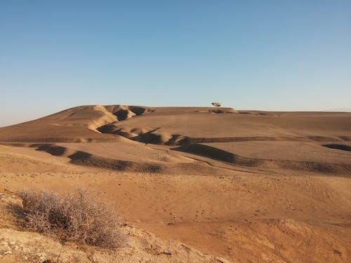 갈색, 사막, 자연, 하늘의 무료 스톡 사진