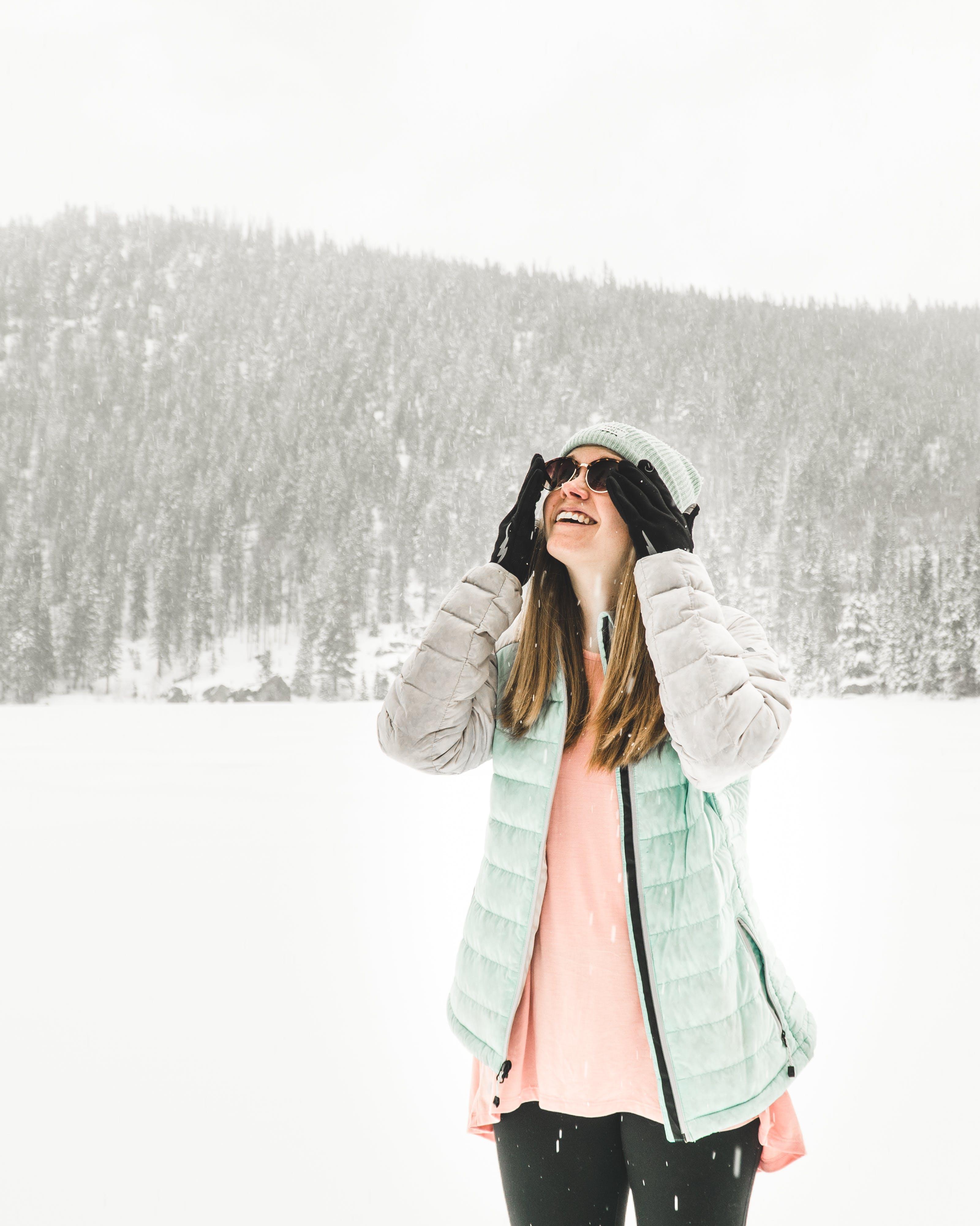 Kostenloses Stock Foto zu colorado, fashion, frau, freude