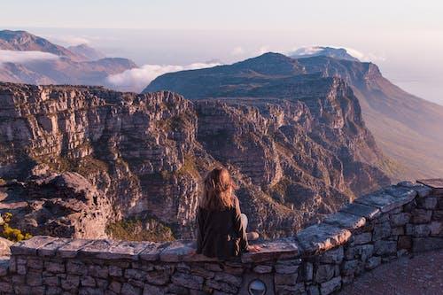 Foto stok gratis alam, alami, awan, batu