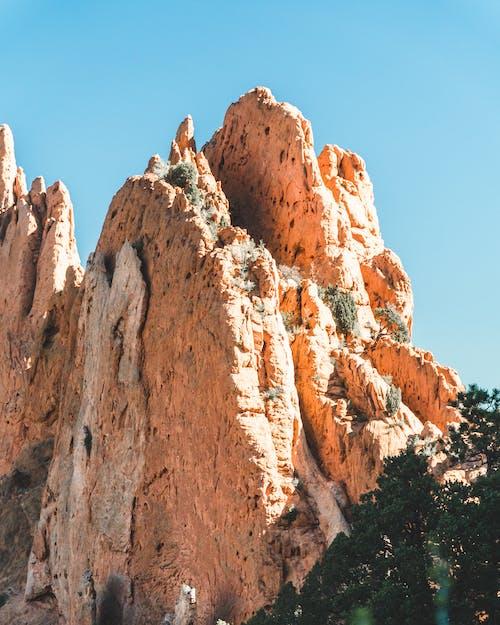 Δωρεάν στοκ φωτογραφιών με βουνό, γεωλογικός σχηματισμός, γραφικός, σε εξωτερικό χώρο