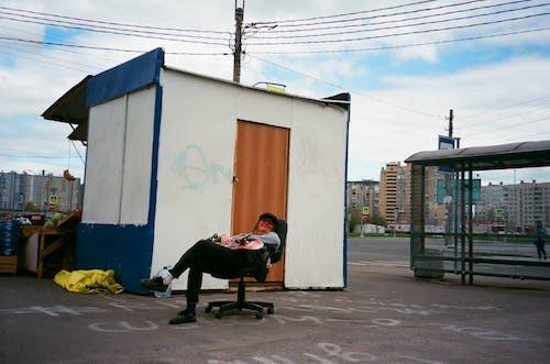 경치, 도로, 도시의, 문의 무료 스톡 사진