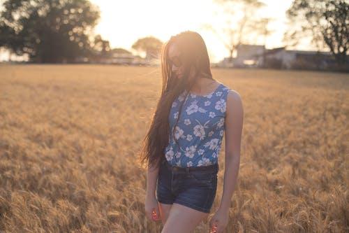 Fotos de stock gratuitas de garota, h de oro, menina, niña
